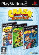 Crash Bandicoot - Action Pack product image