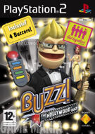 Buzz - Hollywood Quiz + 4 Buzzers product image