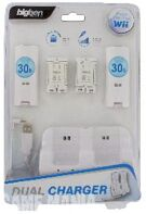 Wii Dual Charger Remote - Bigben product image