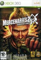 Mercenaries 2 - World in Flames product image