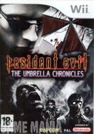 Resident Evil - The Umbrella Chronicles product image