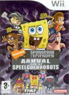 SpongeBob en zijn Vrienden - Aanval van de Speelgoedrobots product image