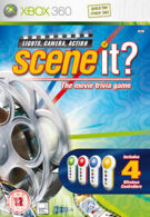Scene It - Lights, Camera, Action + 4 Quiz Controllers Wireless product image