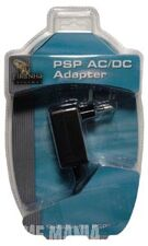 PSP Adapter AC/DC - Piranha product image