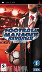 Football Manager Handheld 2008 product image