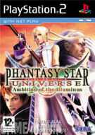 Phantasy Star Universe - Ambition of the Illuminus product image
