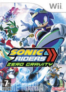 Sonic Riders - Zero Gravity product image
