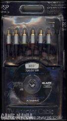 TV Adaptor Cable (Slim&Lite) - Blaze product image