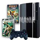 PS3 (40GB) + Uncharted + Ratchet product image