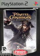 Pirates of the Caribbean - At World's End - Platinum product image