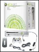 XBOX 360 (20GB) + 2 Games product image