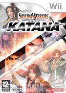 Samurai Warriors Katana product image