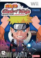 Naruto - Clash of Ninja Revolution - European Version product image