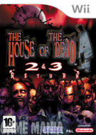 House of the Dead 2 & 3 Return product image