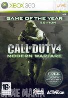 Call of Duty 4 - Modern Warfare Game of the Year product image