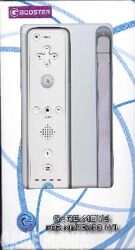 Wii G-Remote White - G Booster product image