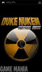 Duke Nukem - Critical Mass product image