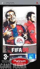 FIFA 08 - Platinum product image