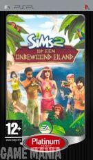 De Sims 2 - Op een Onbewoond Eiland - Platinum product image