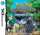 Pokémon Mystery Dungeon - Explorers of Time product image