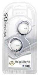 DS Lite Headphone White - Hori product image
