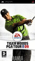 Tiger Woods PGA Tour 09 product image