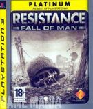 Resistance - Fall of Man - Platinum product image