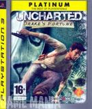 Uncharted - Drake's Fortune - Platinum product image