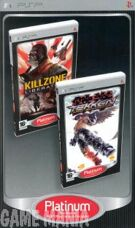 Killzone - Liberation + Tekken - Dark Resurrection - Platinum product image