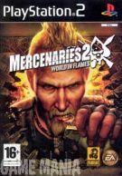 Mercenaries 2 - World in Flames product image