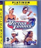 Virtua Tennis 3 - Platinum product image