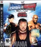 WWE Smackdown vs Raw 2008 - Platinum product image