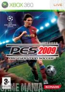 Pro Evolution Soccer 2009 product image