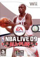 NBA Live 09 All-Play product image