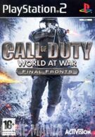 Call of Duty - World at War - Final Fronts product image