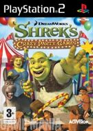 Shrek's Crazy Party Games product image