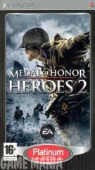 Medal of Honor - Heroes 2 - Platinum product image
