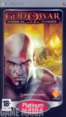 God of War - Chains of Olympus - Platinum product image