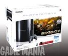 PS3 (80GB) + Resistance 2 product image