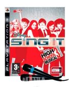 Sing It - High School Musical 3 - Senior Year + 2 Microphones product image