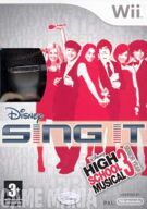 Sing It - High School Musical 3 + 1 Microphone product image