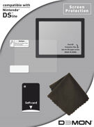 Screen Protection DS Lite - D3MON product image