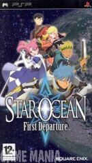 Star Ocean - First Departure product image