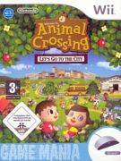 Animal Crossing - Let's Go to the City + Wii Speak product image