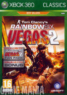 Rainbow Six - Vegas 2 - Complete - Classics product image