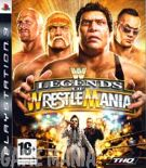 WWE Legends of Wrestlemania product image