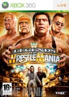 WWE Legends of Wrestlemania product image