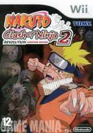Naruto Clash of Ninja Revolution 2 - European Version product image