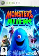 Monsters vs Aliens product image