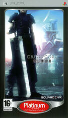 Final Fantasy VII - Crisis Core - Platinum product image